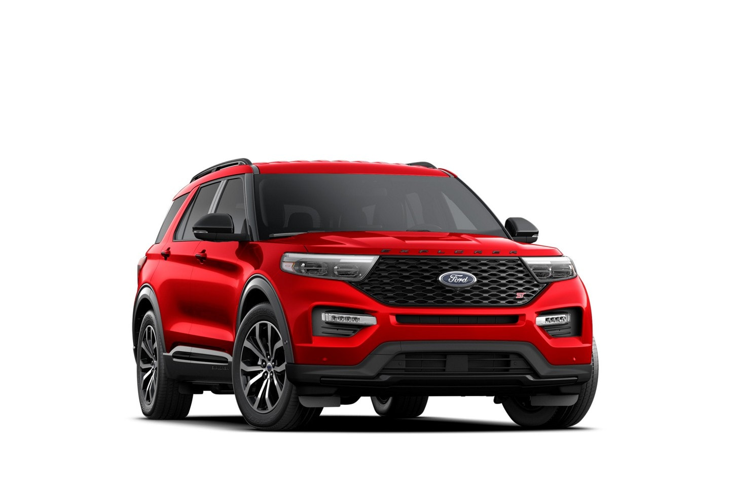 2021 Ford Explorer St Model Details Specs