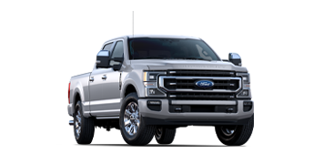 2020 Ford Super Duty F 2 50 Platinum Shown in Iconic Silver